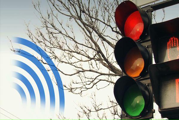 Feux de circulation pour véhicules d'urgence
