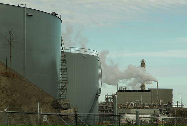 Sirène d'alerte et risques industriels